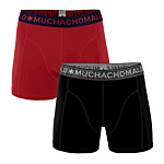 Muchachomalo 2 - Pack Solid Boxer 1010SOLID