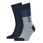 Tommy Hilfiger 2 - Pack Tommy One Ro Sock 100001202