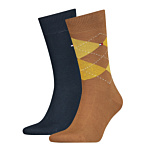 Tommy Hilfiger 2 - Pack Sock Check 100001495