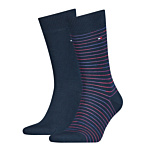 Tommy Hilfiger 2 - Pack Small Stripe Sock 100001496